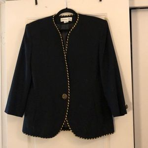 Authentic Christina Dior blazer